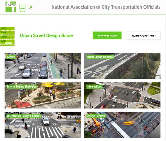 Radweg Planung Anleitung aus US